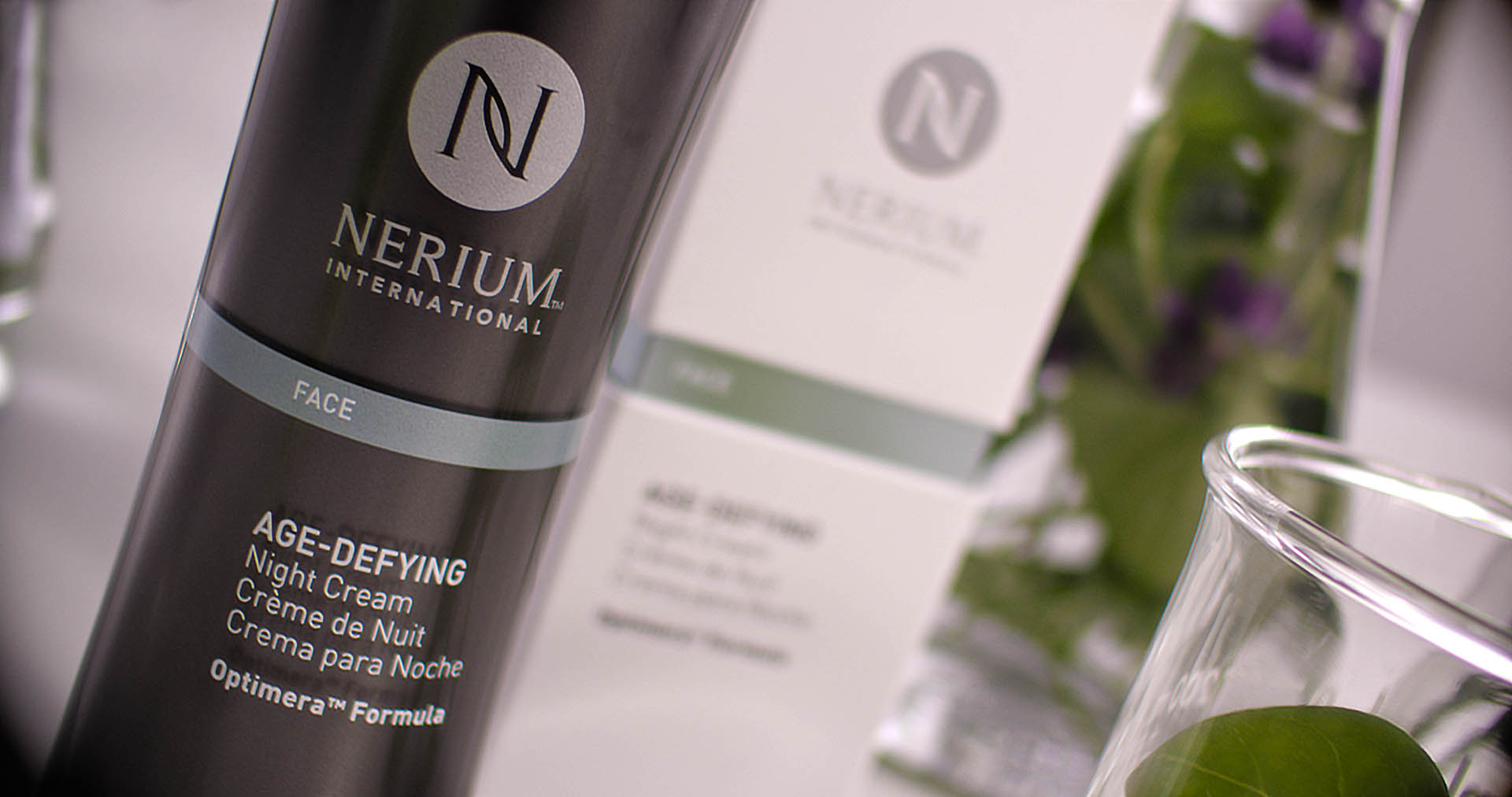 NeriumAD table top product shot